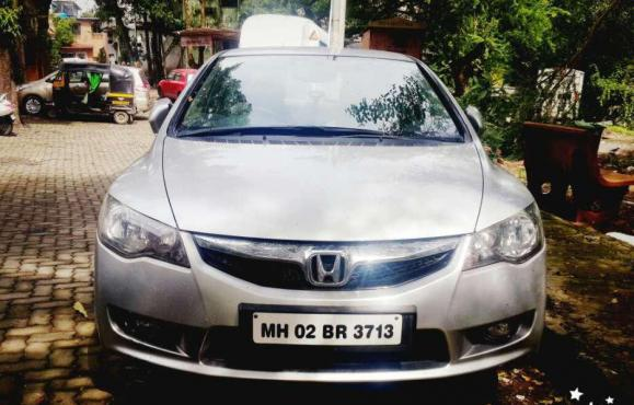 Honda civic, Executive car, 2011 end model of india
