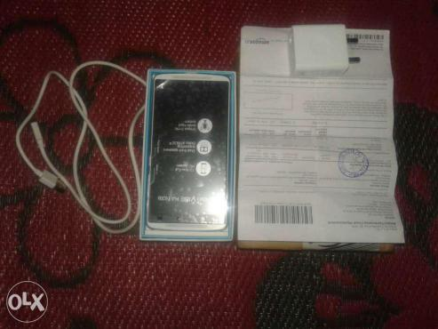 Lenovo k4note with 10month warranty n all accessories
