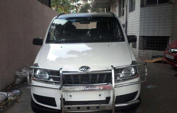 Mahindra Xylo E4 Diesel 2013 Model D.White colour