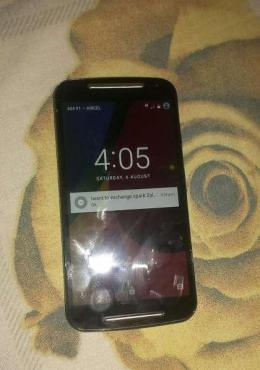 Moto g 2nd gen at very very nice condition
