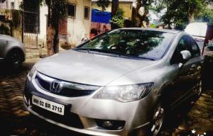 Honda civic, Executive car, 2011 end model of india