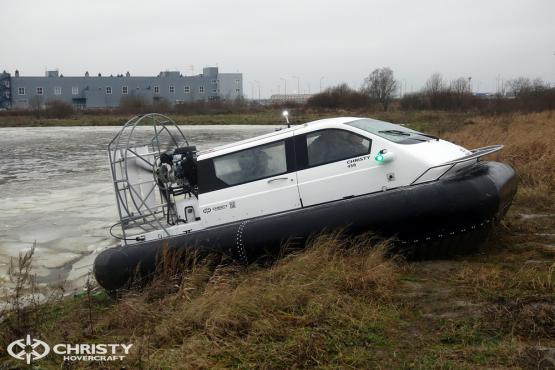 CHRISTY HOVERCRAFT 458