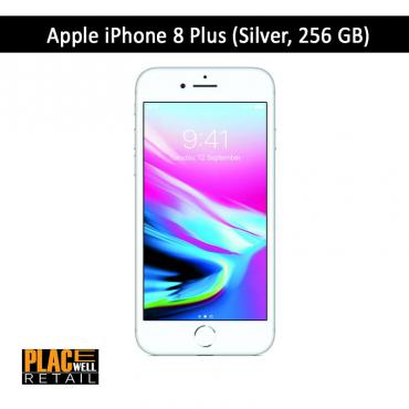 Buy Apple iPhone 8 (Silver, 256 GB) | Placewell Retail