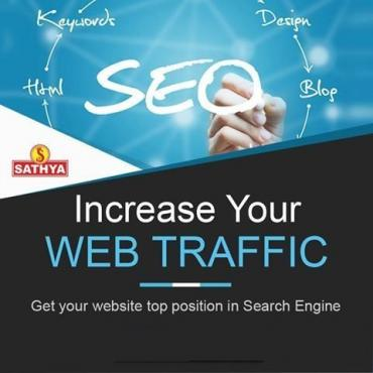SEO Company in India | SEO Services in India - SATHYA Technosoft