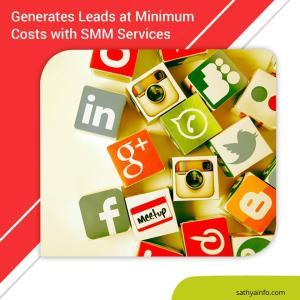 Social Media Marketing Company India - Sathya Technosoft