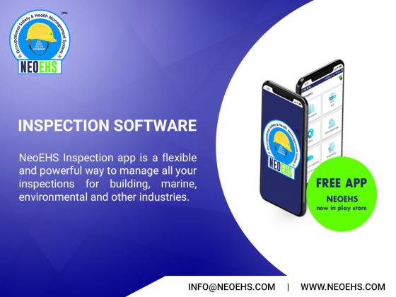 NeoEHS Occupational Safety Software is one of the best in class EHS Software