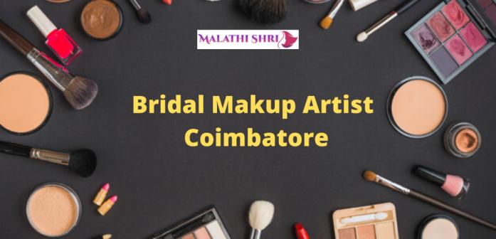Makeup Artist in Coimbatore, Professional Makeup Artist in Coimbatore
