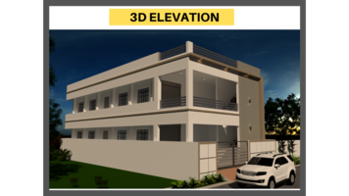 House Plan Design Online | 2BHK house plan