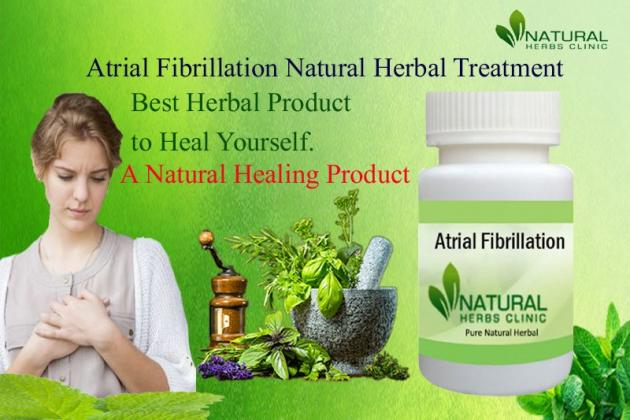 Buy Herbal Product for Atrial Fibrillation
